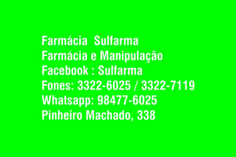 Farmácia Sulfarma